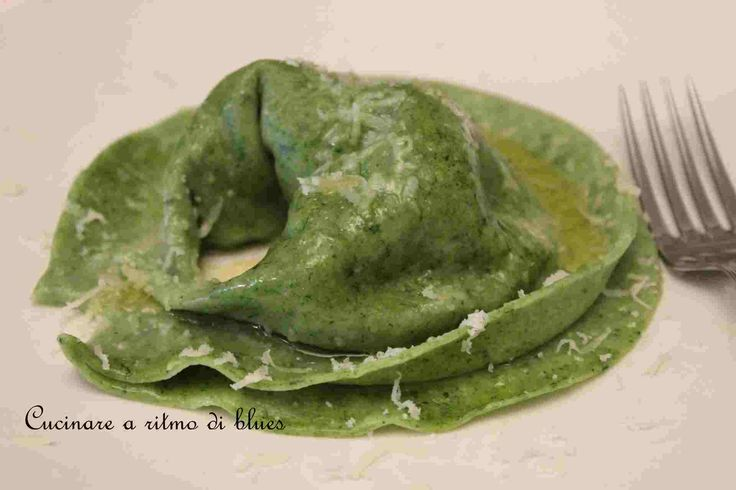 Tortellaccio verde con erbette di Alessandra Spisni