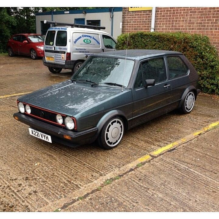 Eos Volkswagen Used: 17 Best Images About Rabbit GTI On Pinterest
