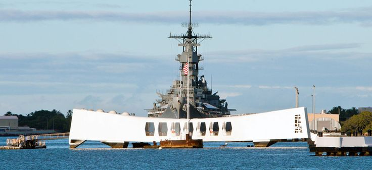 Reserve your free tickets for the USS Arizona Memorial at Pearl Harbors World War II Valor in the Pacific National Monument online today.