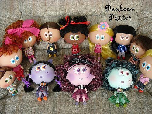 Mi colección de muñecas de #Distroller (parte 2)
