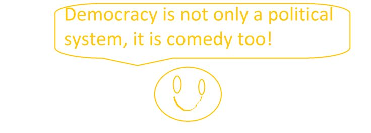 Democracy is not only a political system, it is co by Henke76
