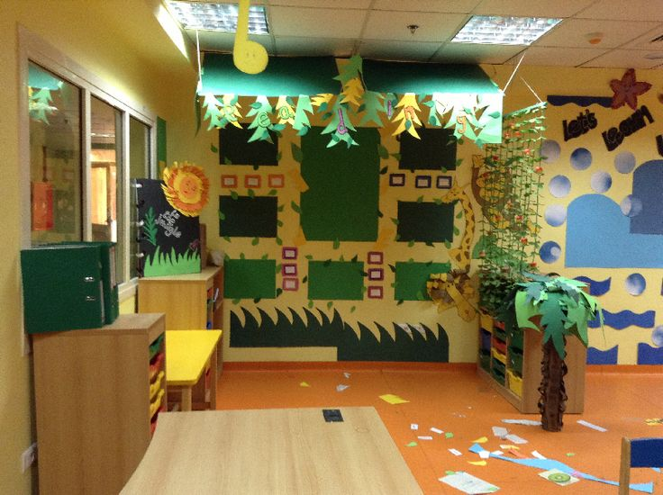 Reading Corner Classroom Display Photo