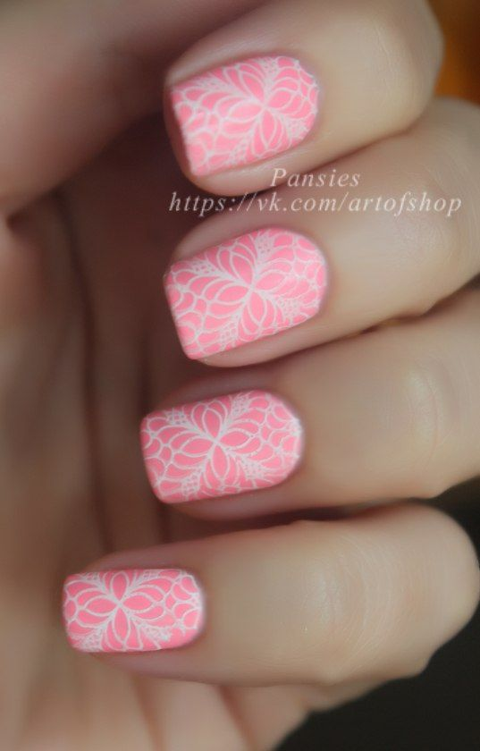 138 best stamping nail art images on Pinterest | Stamping nail art ...