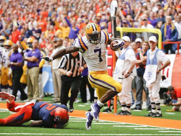 Leonard Fournette Heisman Watch