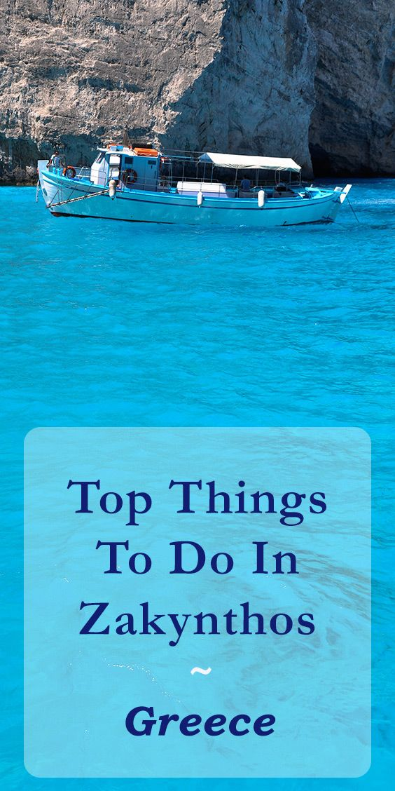 Zakynthos is one of the most impressive Greek islands found in the Ionian Sea, between Greece and Italy. One has many options when visiting this amazing island. These are the top things to do in Zakynthos...