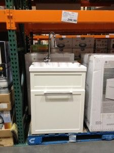 New Laundry Room Sink Cabinet Costco