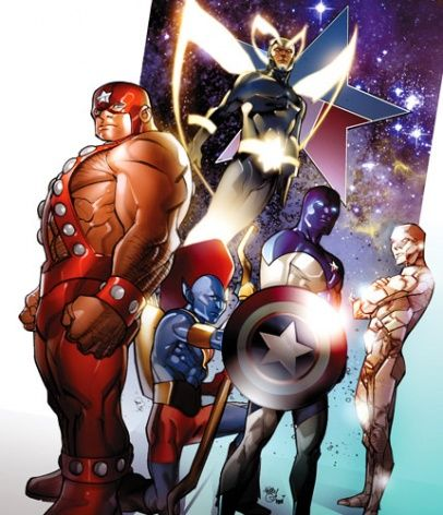 Guardians of the Galaxy - Marvel Universe Wiki: The definitive online source for Marvel super hero bios.