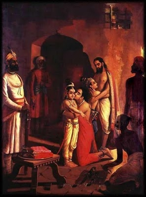 Oil Paintings of Gods - Raja Ravi Varma Pictures ~ Hindu Devotional Blog