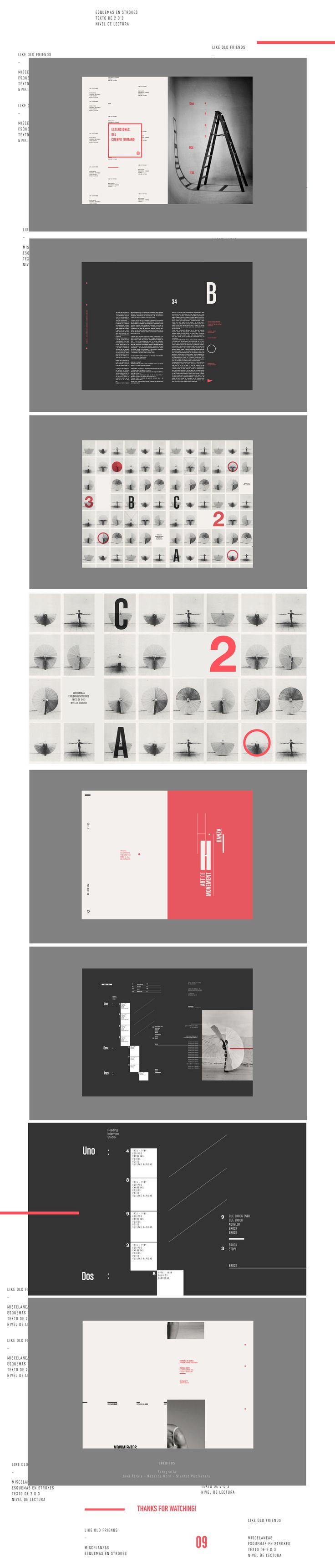 Proyecto para la universidad:Pressbook para el evento principal de Aureo, Festival de Danza Contemporanea. Trabajo de la carrera de Diseño Gráfico, cátedra Gabriele 2013 (FADU - UBA)...................................................................…