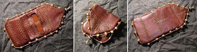 Birka wallet by Dvergr