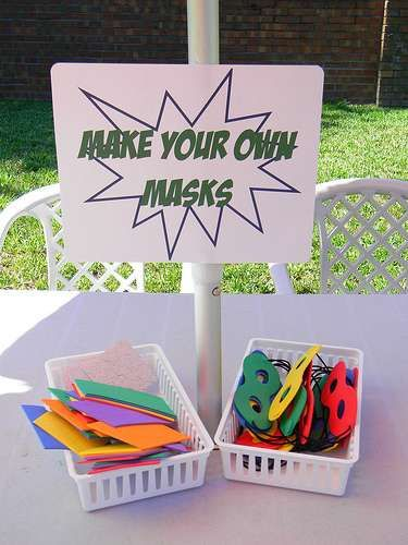 Birthday Party Ideas | Photo 9 of 20 | Catch My Party