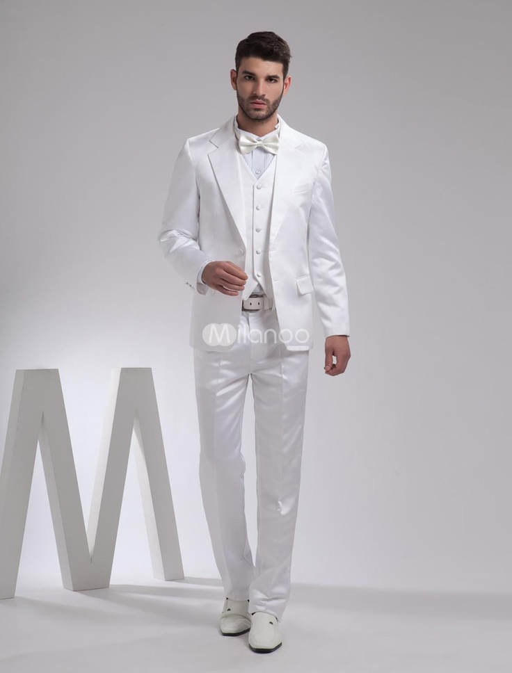 84 best images about Groom Suits & Tuxedos on Pinterest | Vests ...