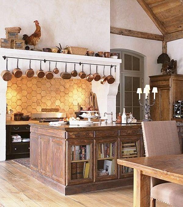 fabulous country kitchen