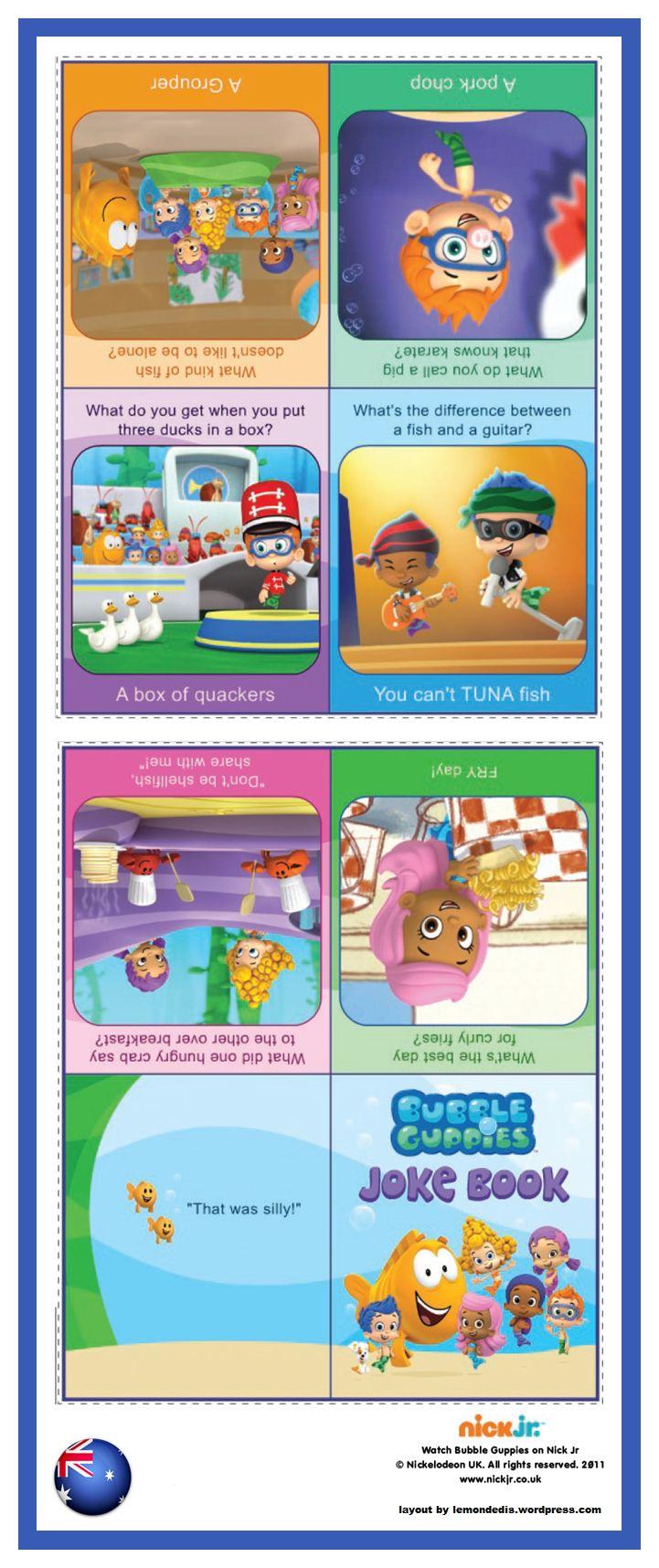 486 besten Bubble Guppies / Bubulle Guppies Bilder auf Pinterest ...