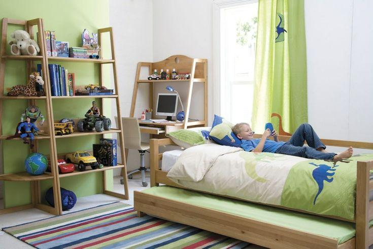 Kinderzimmermöbel holz  komplettes Kinderzimmer einrichten, schöne Kinderzimmermöbel aus ...