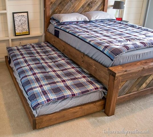 best 25  trundle bed frame ideas on pinterest