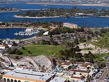Mission Bay (San Diego) - Spent many weekends here with the family