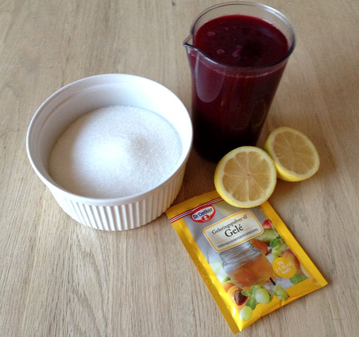 Vindruesaft,citron,gul melatin, sukker