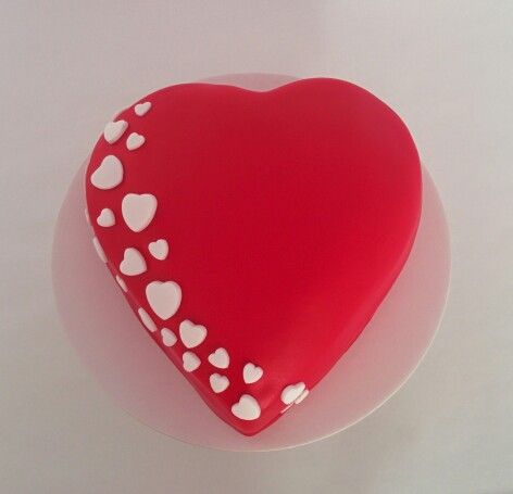 Heart cake (Violeta Dulce)