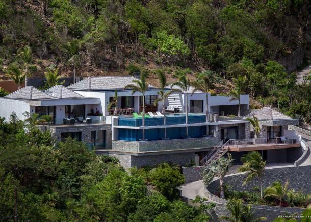 Résultats de recherche d'images pour «villa grace st barth»