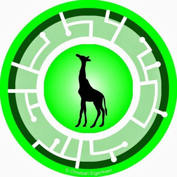 kratts giraffe power disc - Google Search