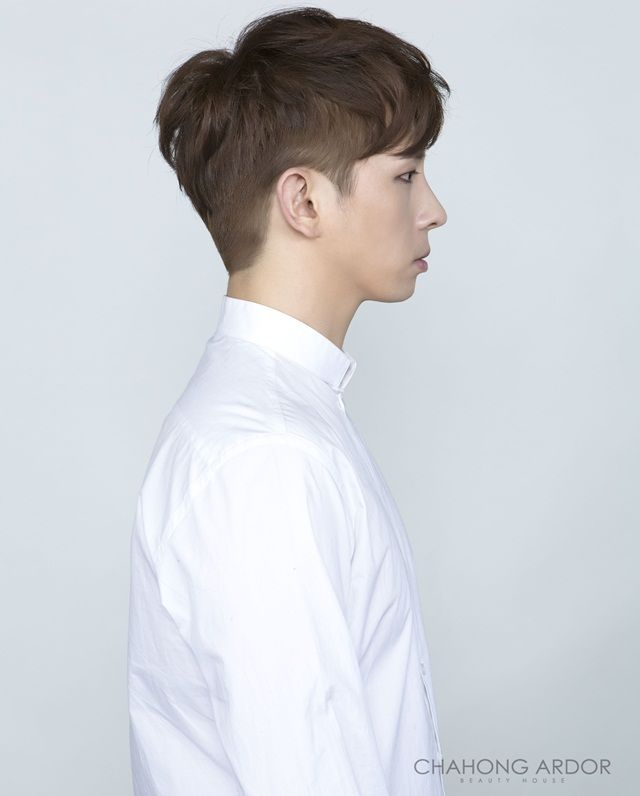 Best Mens Hairstyle Images On Pinterest Hair Cut Hair Dos - Hairstyle korean guys
