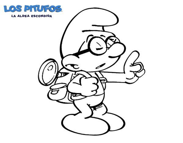Los Pitufos vuelven a la gran pantalla por 3ª vez con una nueva aventura llena de sorpresas. Su nueva película se estrena en cines españoles el próximo 31 de Marzo y en Dibujos.net  lo celebramos con los dibujos para colorear de su protagonistas. ¡No te los pierdas! Entra aquí y colorea a Papá pitufo, a Pitufina y a muchos más