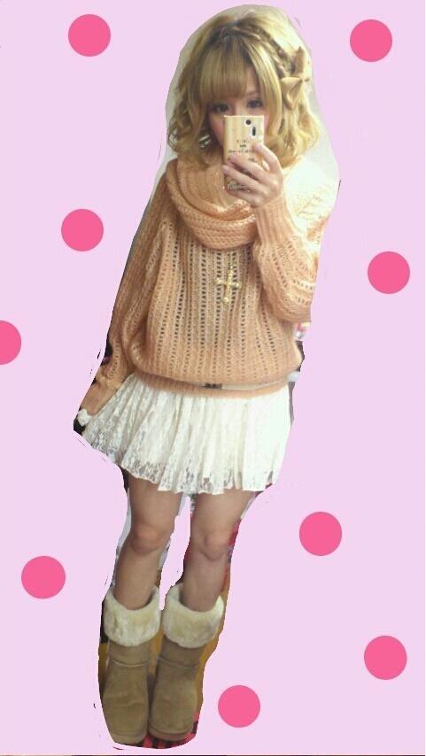 Sweet gyaru outfit