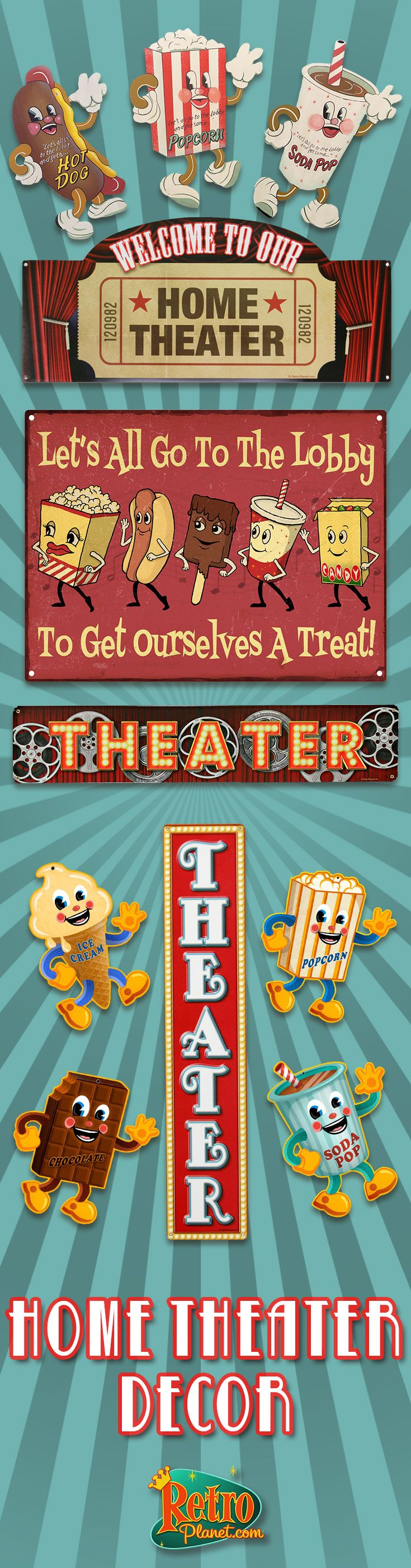 It S Movie Time Before The Curtain Goes Up In Your Home Theater Set The