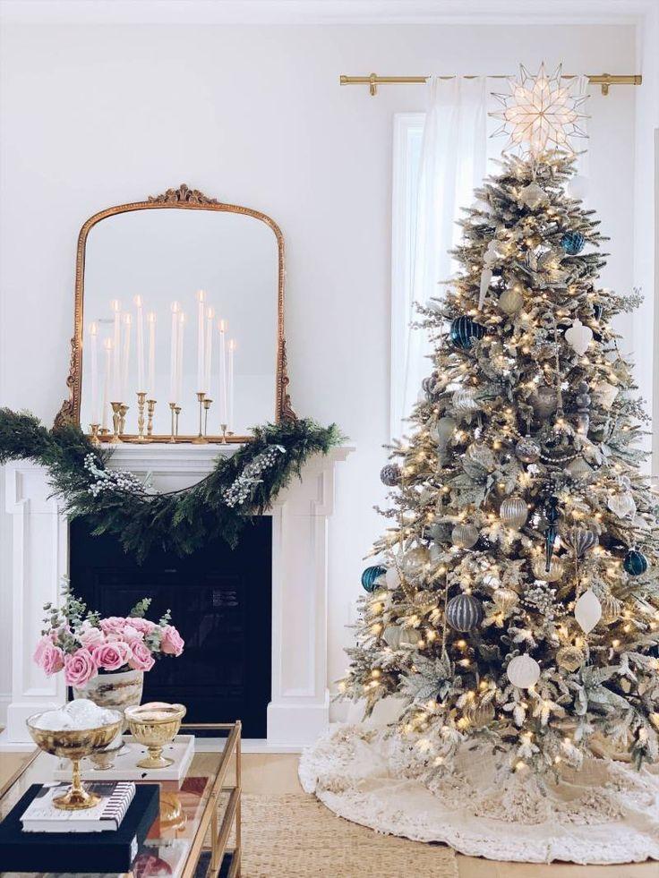 Elegant Christmas Part II Christmas Kitchen Decor The