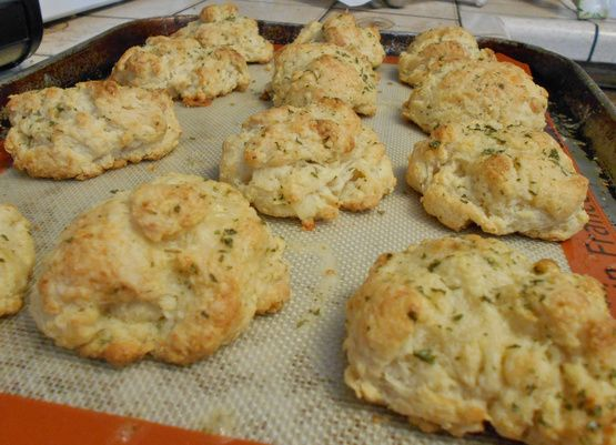 Cheddar Cheese Biscuits Like Ruby Tuesdays Recipe - Food.com