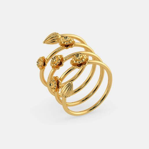 Here Are Some Of The Latest Gold Ring Designs For Female For A Wedding Engagement Everyday Us Gold Ring Designs Gold Jewelry Fashion Latest Gold Ring Designs