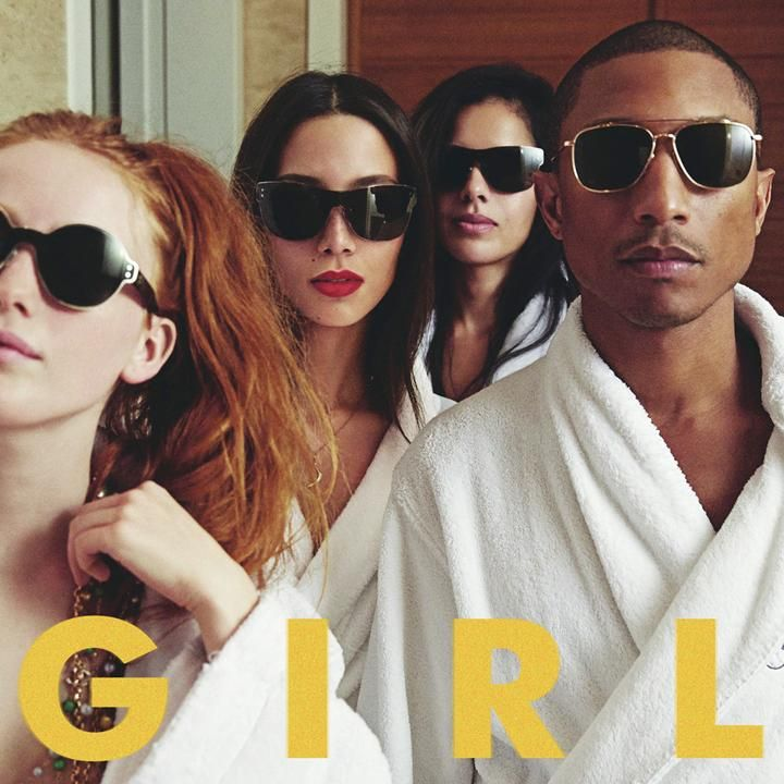 Happy by Pharrell Williams | TrackID™