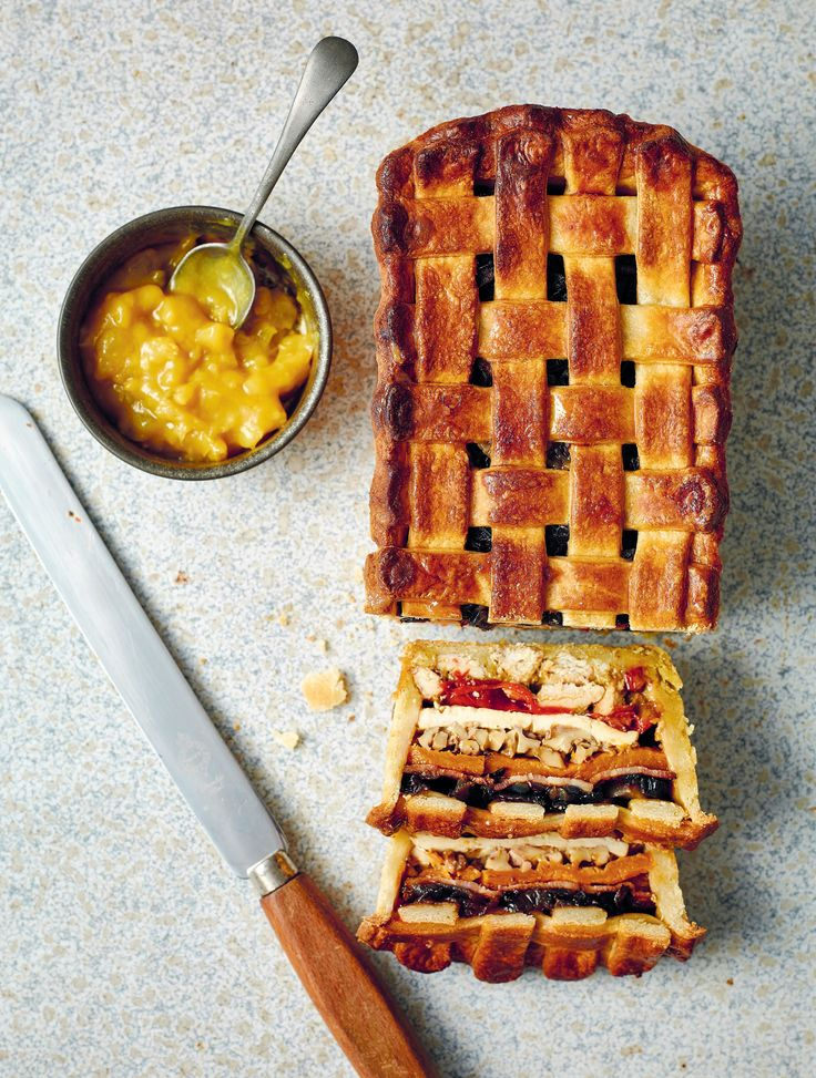 Expedition pie recipe from B.I.Y. Bake It Yourself by Richard Burr | Cooked