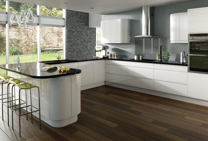 Integra White Kitchens
