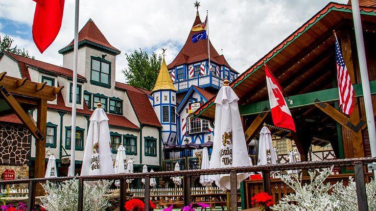 Bavarian Village: Helen, GA