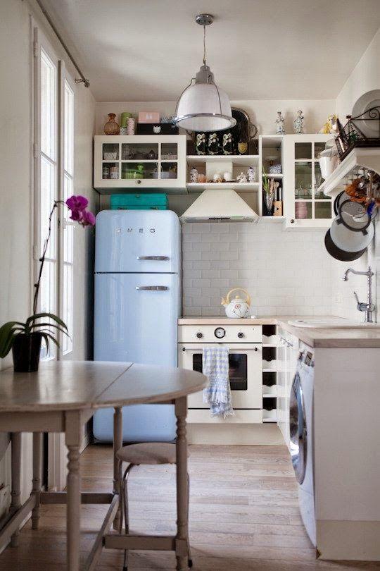 26 Desain Interior Dapur Cantik Yang Mungil | Desainrumahnya.com