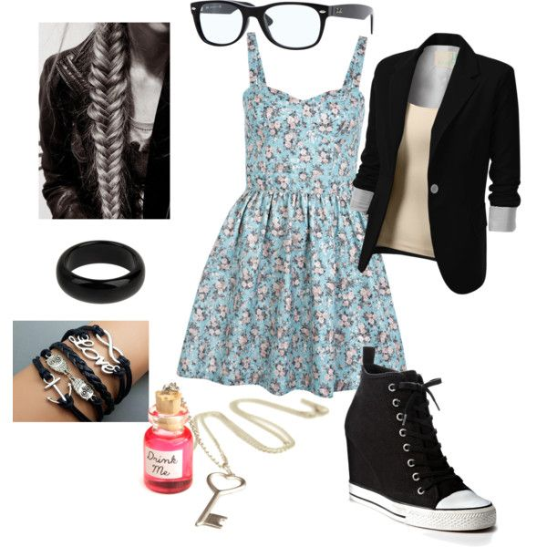 Cute Dress Outfits Polyvore