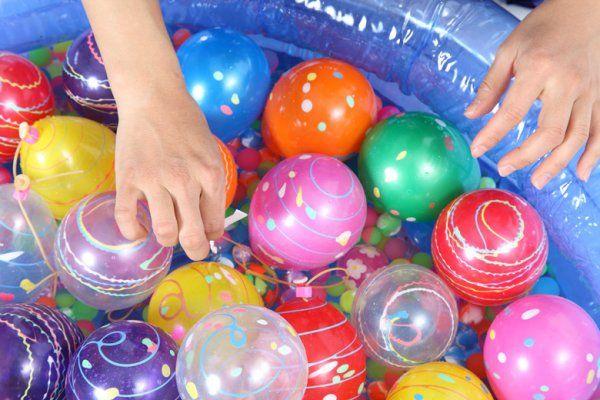 夏祭りに☆自分でできるカラフルヨーヨー(水風船)ネイルで出かけましょ♪ | ギャザリー