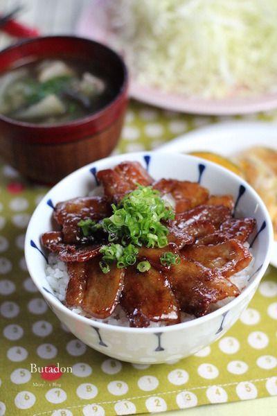 めちゃウマ!カリカリ甘辛豚丼 by マイティさん   レシピブログ - 料理 ...