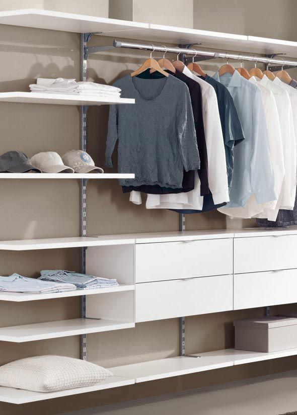 25+ best ideas about begehbarer kleiderschrank ikea on pinterest ... - Der Ankleideraum Perfekte Organisation Jedes Haus