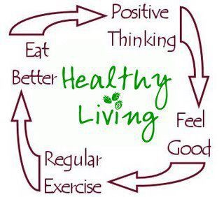 The simple formula for a healthy, happy life!