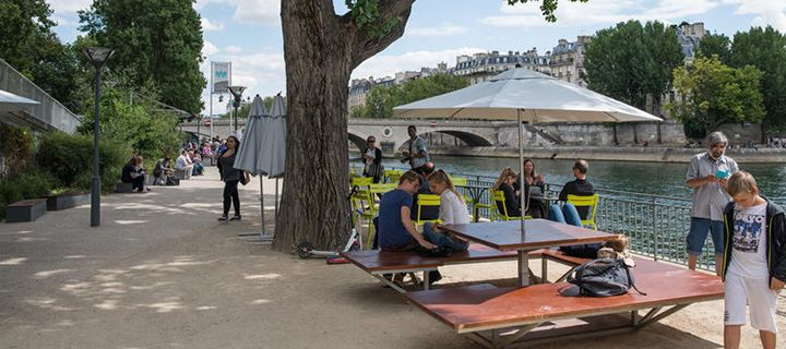 Paris 4e - Square Federico-Garcia-Lorca