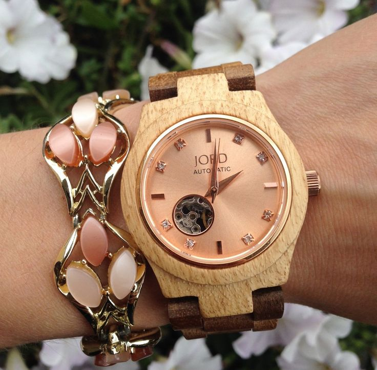 JORD Wooden Watches - Women's Watches