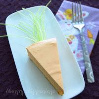 Hungry Happenings: Cheesecake Carrots for Easter dessert and giveaway winner announced.