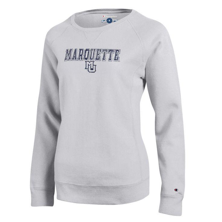 Champion Women's University of Minnesota Seal Reverse Weave Crewneck  Sweatshirt