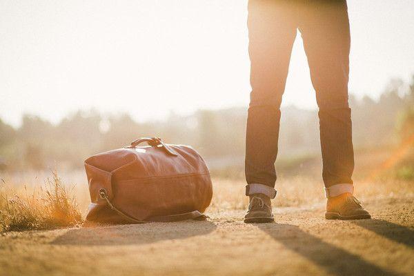 The Military Duffle Bag