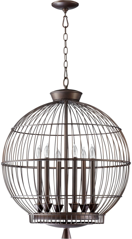 Bird Cages Hendricks Transitional Foyer Light $842