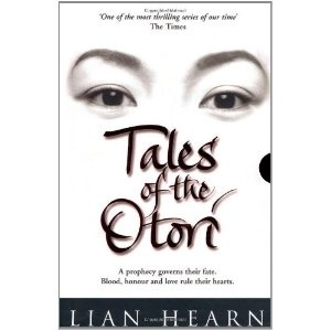 """The Tales of the Otori Trilogy: """"Across the Nightingale Floor"""" , """"Grass for His Pillow"""" , """"Brilliance of the Moon"""" by Lian Hearn. These are the first 3 books in the series. The historical setting mixed with myth was great. The characters are deep and interesting. The plots are well thought out and believable. It was a great adventure to go on. Set in Japan, or a place like it."""