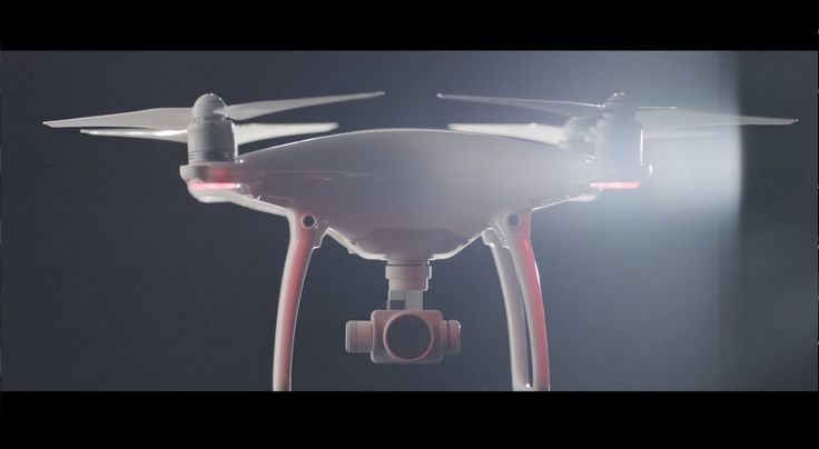 The product cycles between these things are getting short DJI - Introducing the Phantom 4